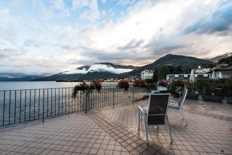 vista romantica hotel regina gravedona